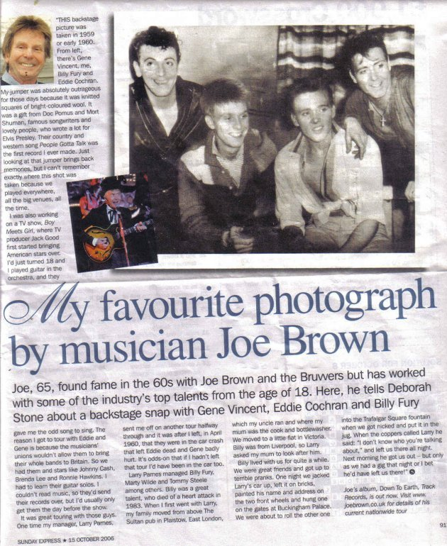 The following feature from the Sunday Express f2739251cb