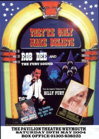 Billy fury movie